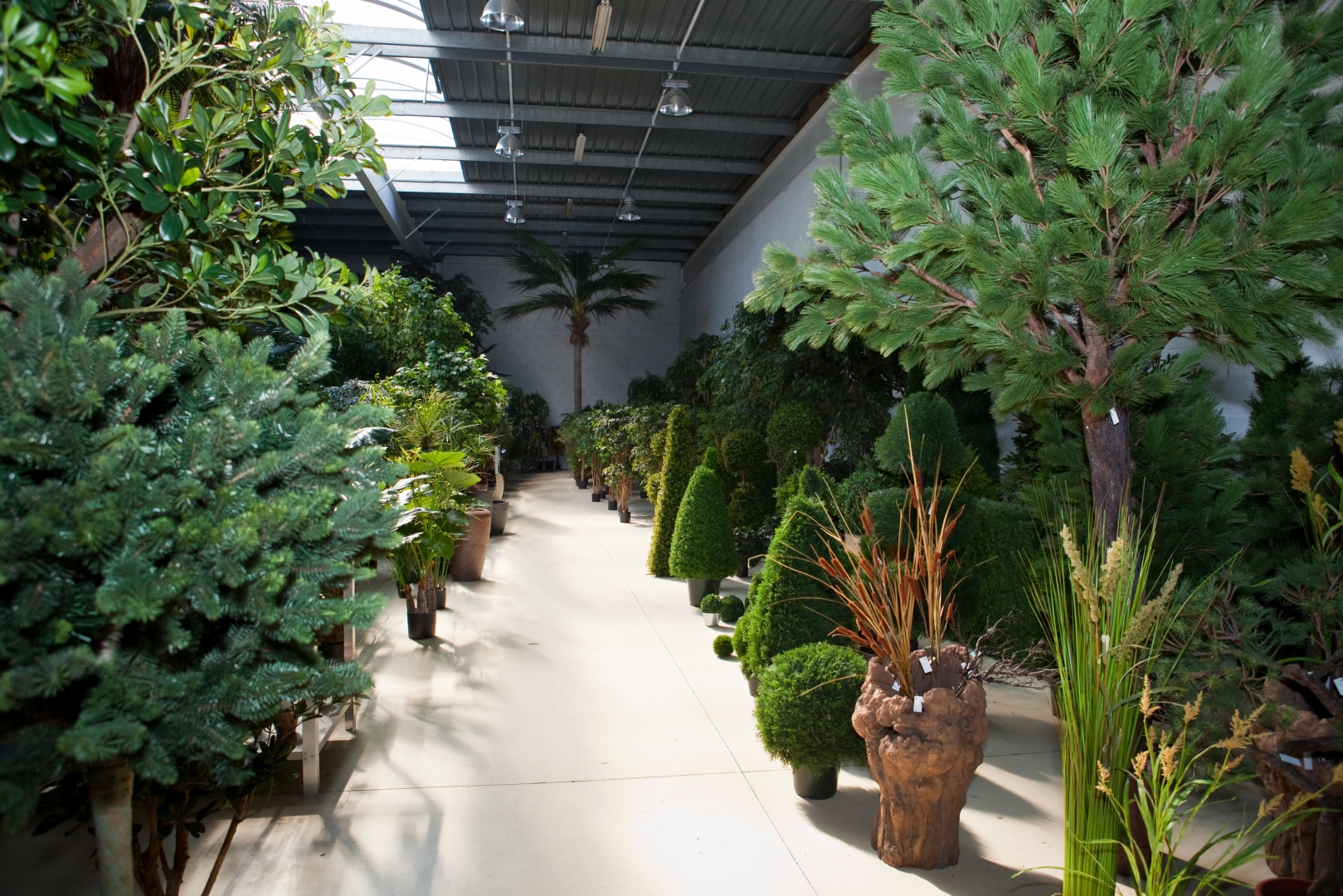 Vert espace plantes et arbres artificiels for Plante artificielle prix